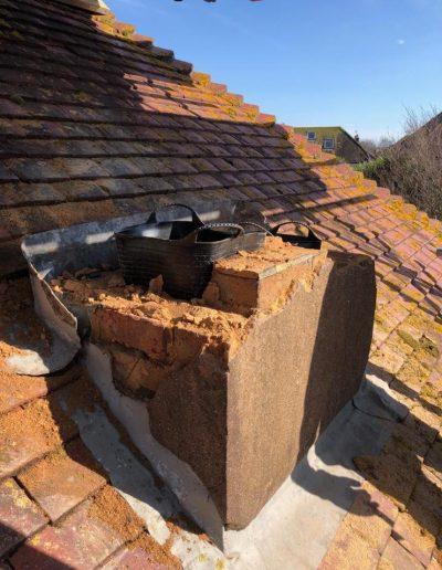 chimney march 2020