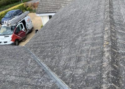 Roof Cleaning in April 2020