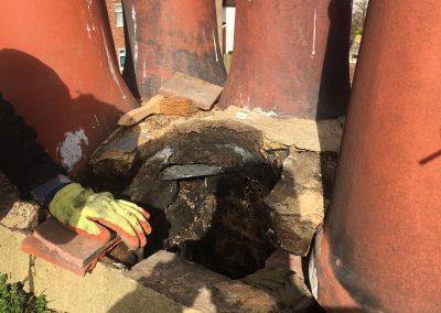 Repairs to Chimney