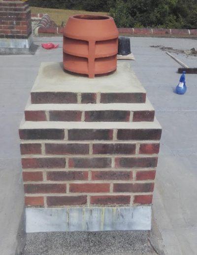Chimney work 2020