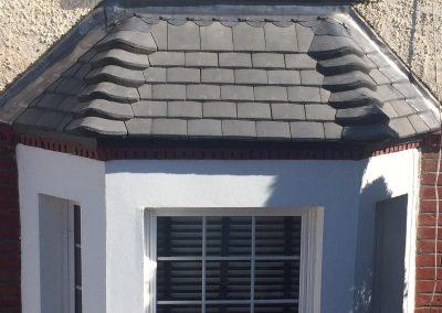 Re-tiled Bay Window