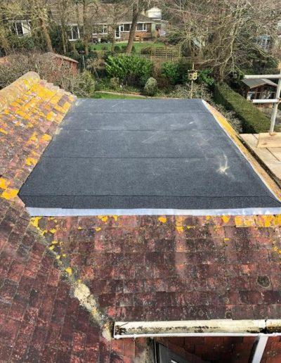 Flat roofs april 2020