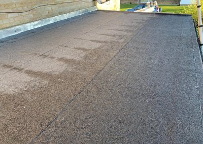 Flat Roof Repairs in March 2020