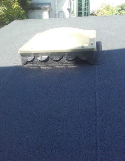 Flat roof 2020