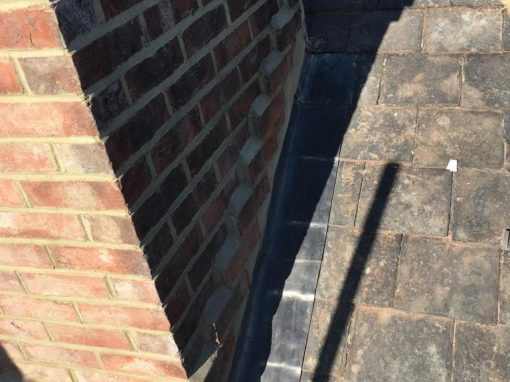 Chimney Re-Pointing Project