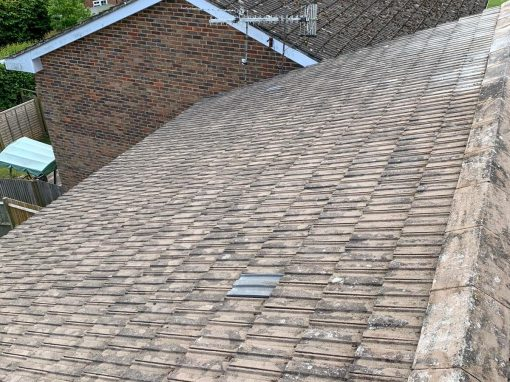 Roof Cleaning in Haywards Heath