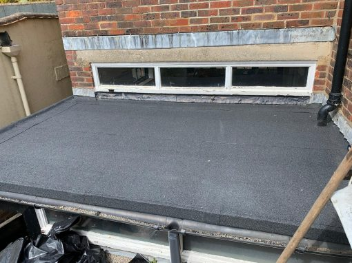 Flat Roof in Hove