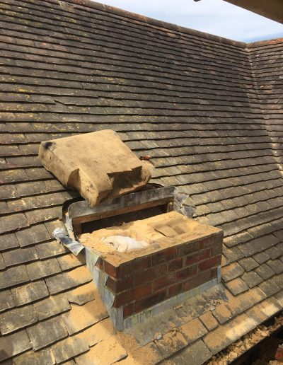 chimney work may 2020